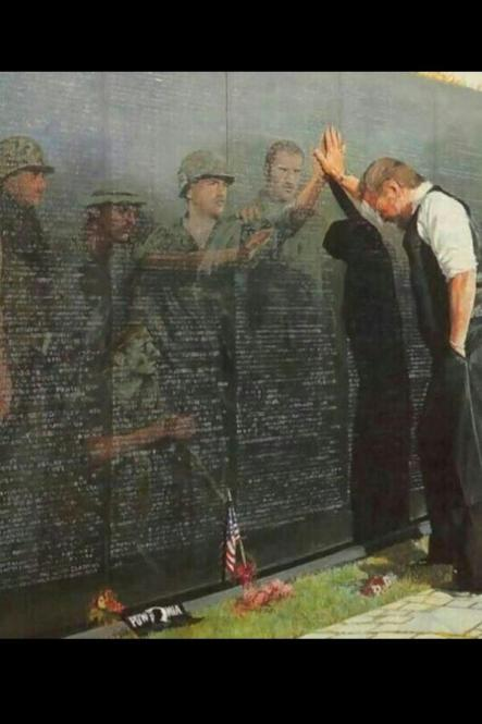 Image result for giving one's life for another