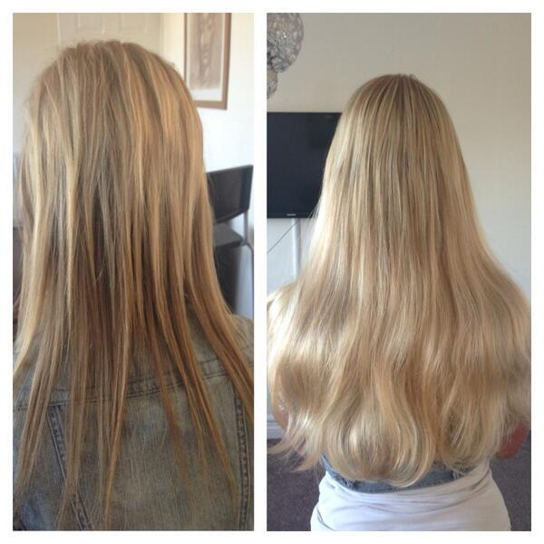 Monofibre Hair Extensions Newcastle Zieview