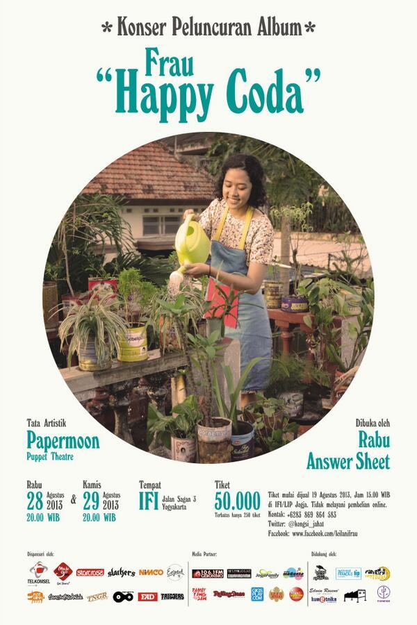 frau: happy coda