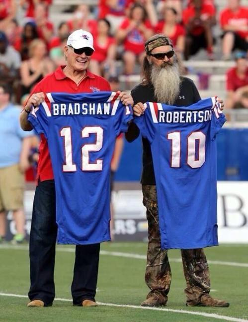 Phil Robertson Louisiana Tech