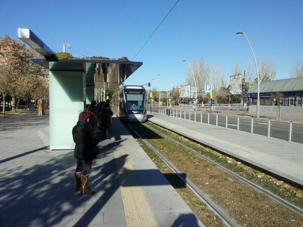 Tranvia Zaragoza