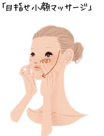 test ツイッターメディア - ★顔のむくみを取るスッキリ小顔マッサージ★㈰指の平で鼻の付け根から耳の付け根に向かって円を描きながらマッサージ㈪両手をピースの形にして指の間に耳を挟む㈫手を上下に動かしてリンパを流して気持ちのいいところでやめる※3セットhttps://t.co/vHsRFojtBn