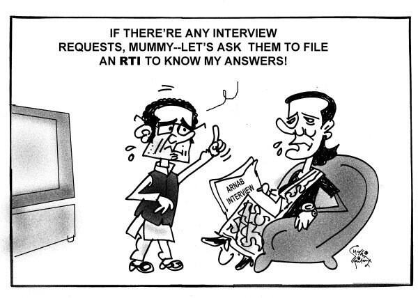 Rahul's Interview by Arnab: A Missed Opportunity