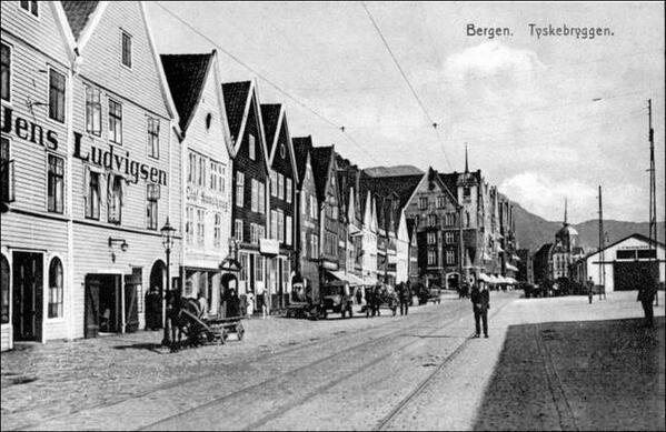 Image result for gamle bryggen