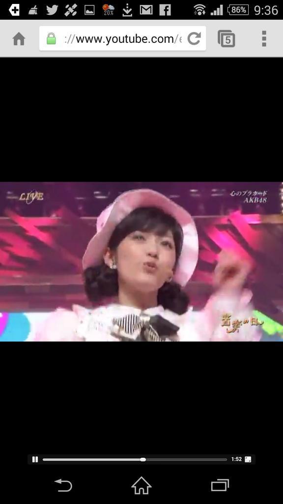 test ツイッターメディア - AKB48  心のプラカード  音楽の日 140802 AKB48 SKE48 NMB48 HKT48: https://t.co/UNL6psZzFi 是非聴いて下さい。 https://t.co/RsQIBuo4dv