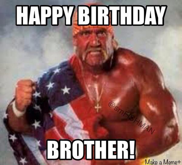 Scott Fishman On Twitter Happy Birthday Hulkhogan Whose Impact On Sports Entertainment Has Crossed Generations Worldwide Wwe Hbdhulkhogan Http T Co Ogczewgnvc Twitter