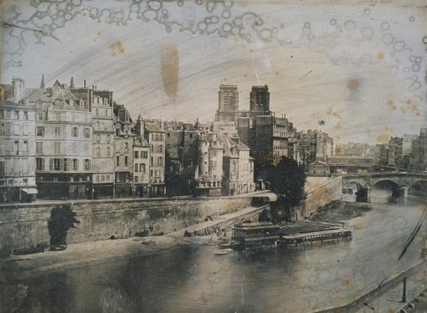photographie daguerreotype de 1839