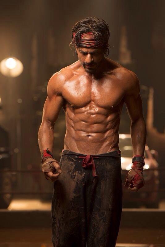 Shahrukh's Abs (4/4)