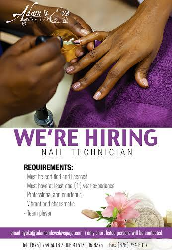 Do You Want To Bee A Nail Technician