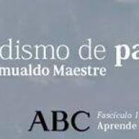Romualdo Maestre, periodista del ABC y maestro manipulador de fotografias