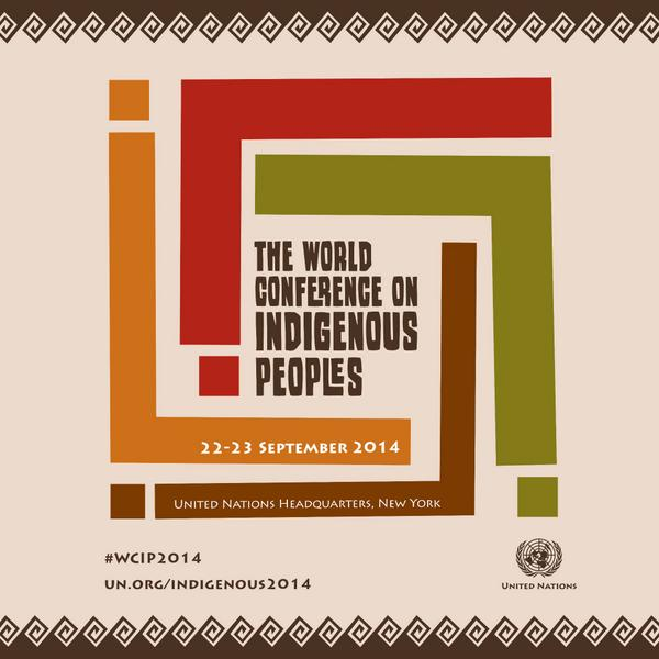 World Conference on Indigenous Peoples