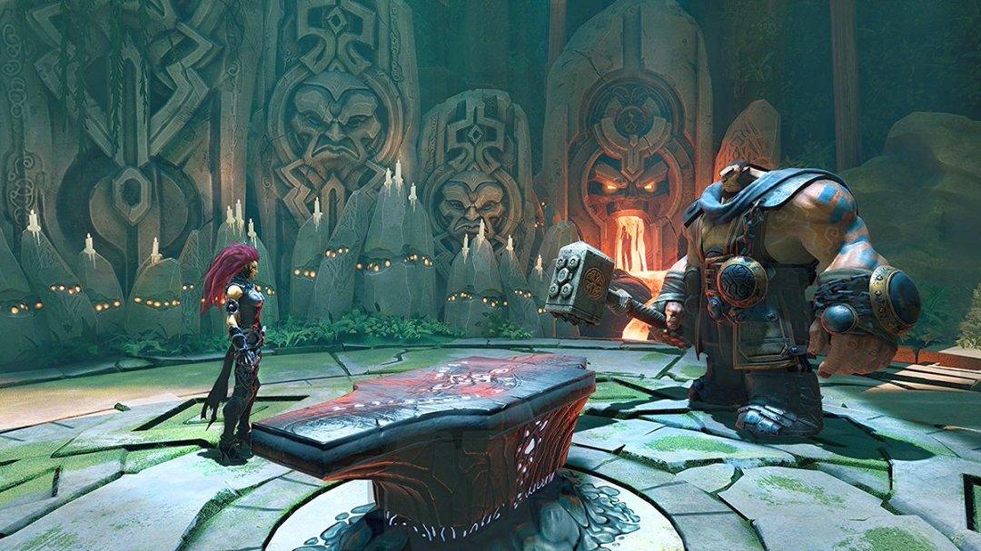 Darksiders III screenshots