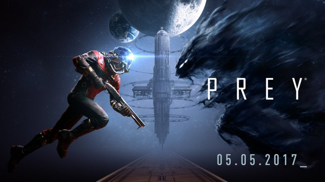Prey Launch Trailer Revealed