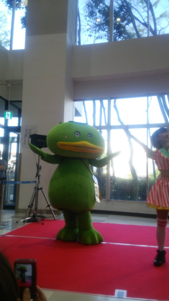 test ツイッターメディア - カパルのダンス#ヌメヌメグリーンジャック https://t.co/lZBRYdjEHh