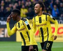 Video: Borussia M gladbach vs Borussia Dortmund
