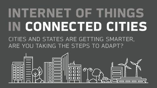 How To Make Use Of Smart City Technology  @extremenetworks #IoT #Smartcity #IIoT