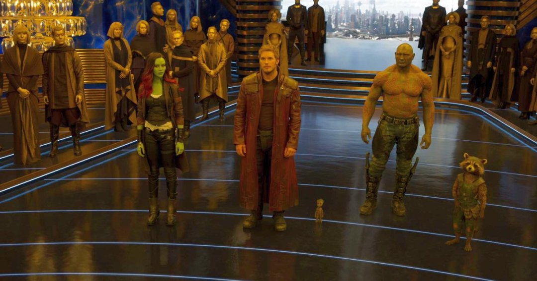 Guardians of the Galaxy Vol. 2 Reviews Round-Up