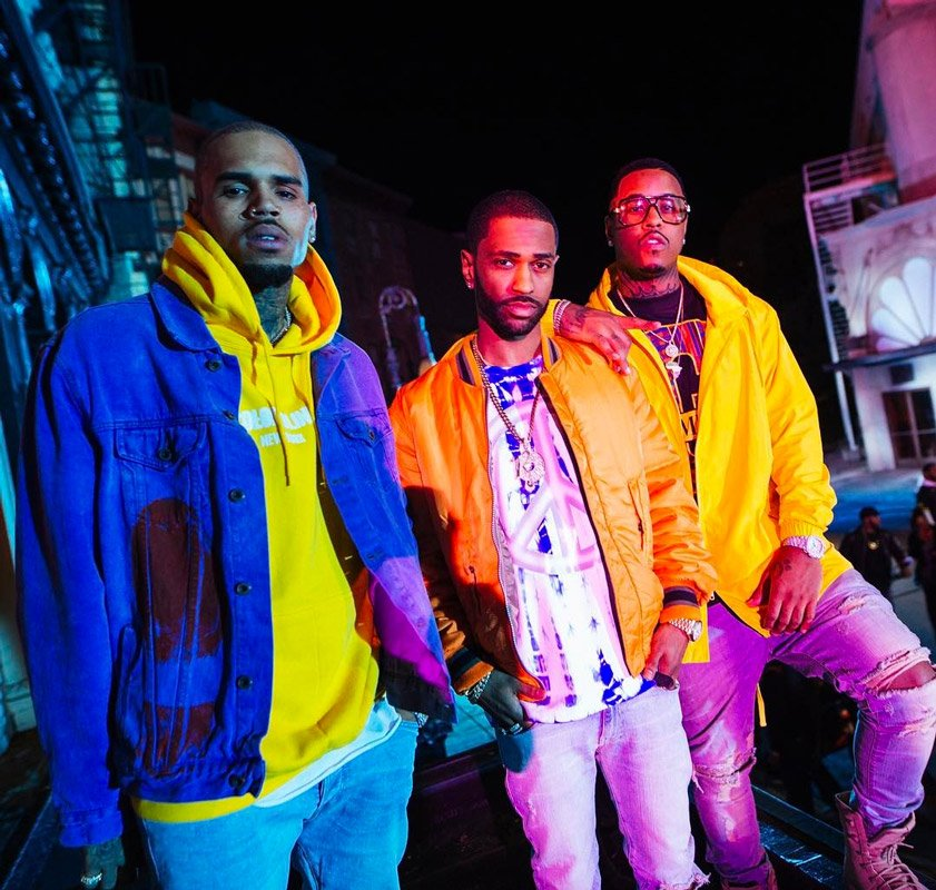 Jeremih - I Think Of You Music Video ft. Chris Brown, Big Sean 4