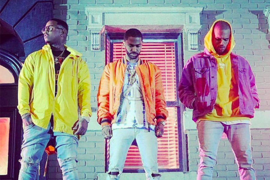 Jeremih - I Think Of You Music Video ft. Chris Brown, Big Sean 3