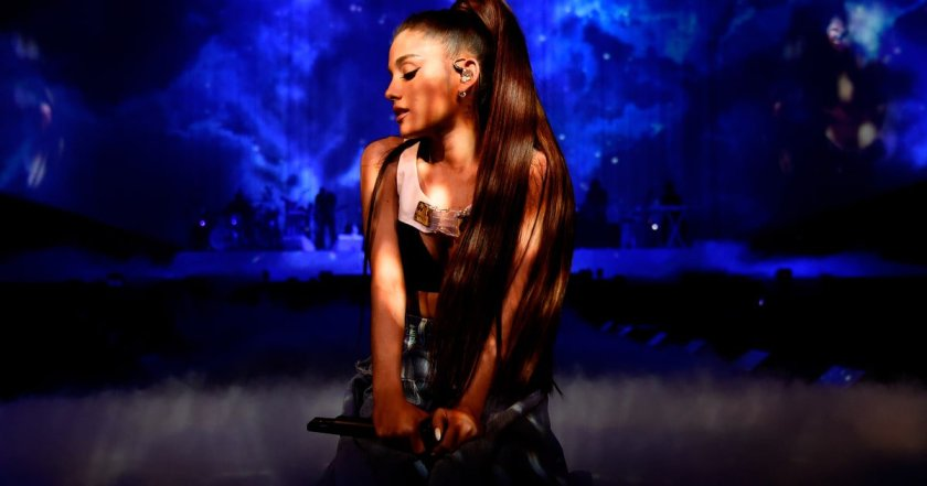 Hear Ariana Grande and Cashmere Cat's tropical house ballad
