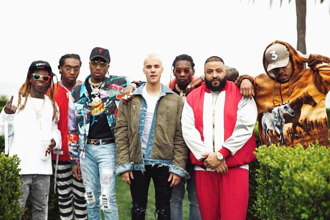 DJ Khaled I'm the One music video