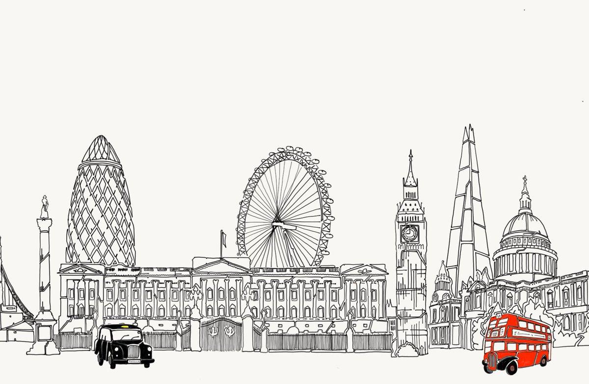 Doodle Factory On Twitter Doodle 3 London Doodle Draw