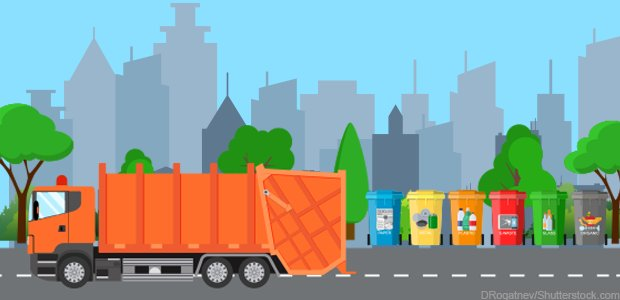 Getting smart on trash collection -- GCN  #IoT #smartcities