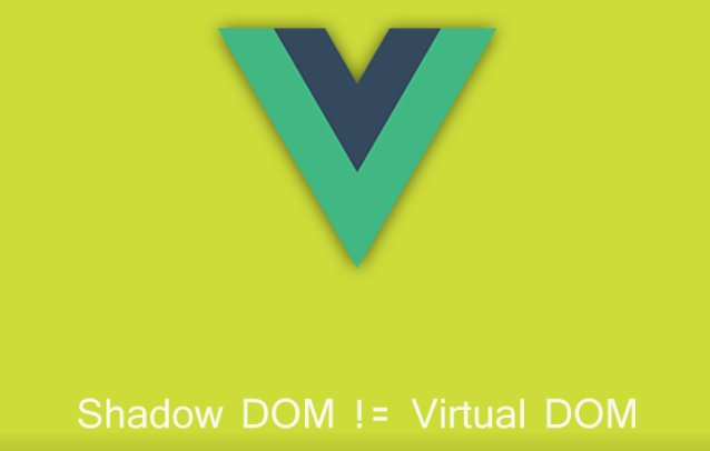 Learn the differences between Shadow DOM and Virtual DOM →  #VueJS #reactjs