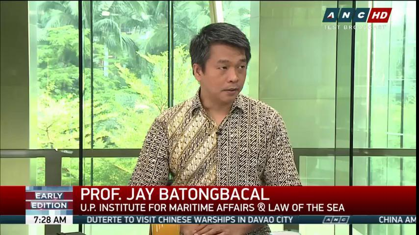 Image result for Jay Batongbacal,, photos