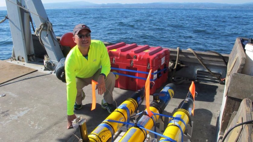 NASA JPL Researches Artificial Intelligence for Submersible Drones