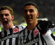 Video: Eintracht Frankfurt vs Mainz 05