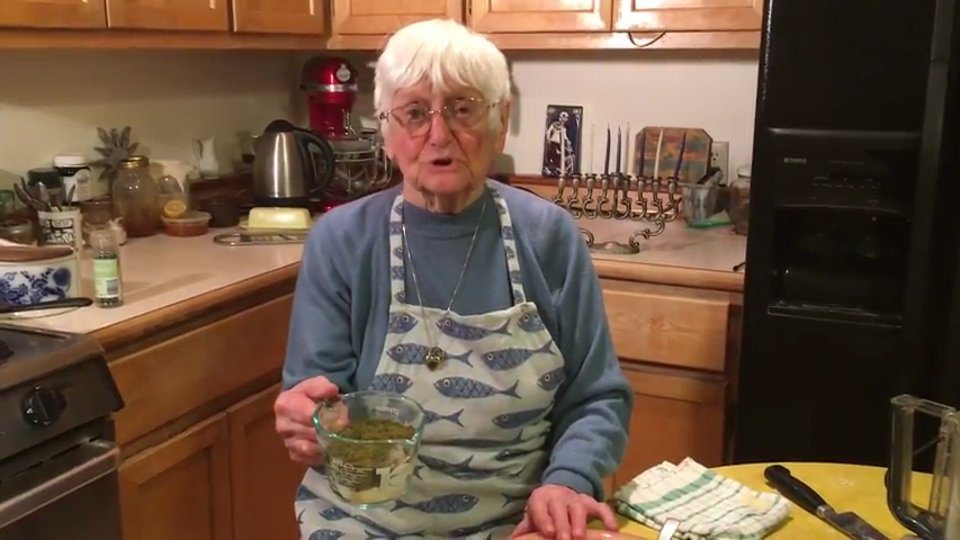 #Watch: Nonna Marijuana Makes Medicated Latkes. Just In Time for Hanukkah! 🕎