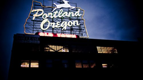 Riding High in Bridgetown: Portland Approves Marijuana Couriers