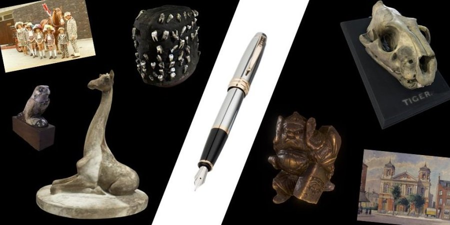 Artefact of the Month Writing and Drawing Group