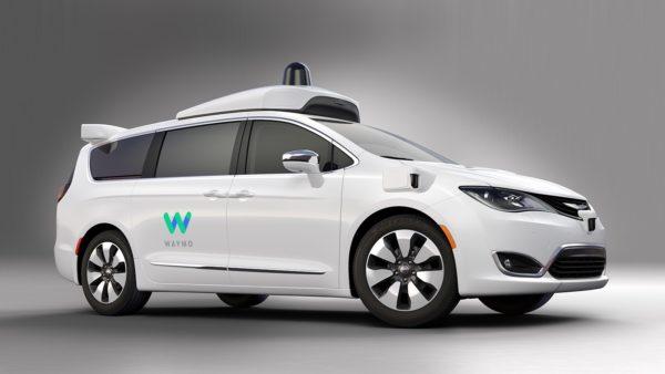 Google Waymo unveils customized self-driving minivan   #IoT #News