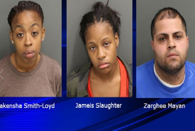 3 who have relationship with Markeith Loyd arrested for allegedly helping him evade police.