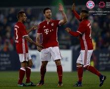 Video: AS Eupen vs Bayern Munich