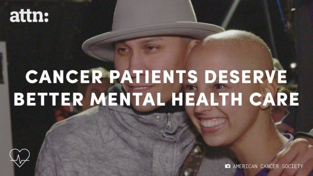 People with cancer deserve better mental health support.