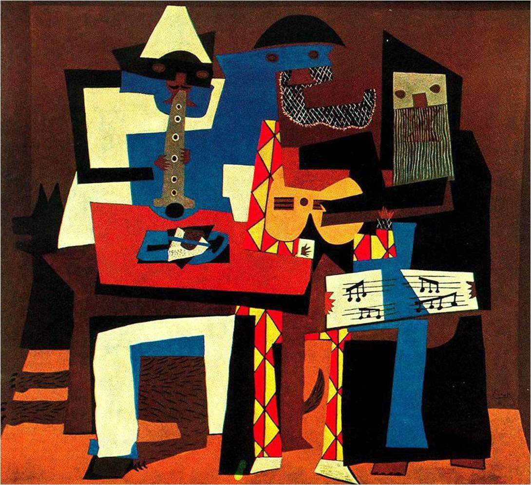 Alessandro Fornero On Twitter Pablo Picasso Musicians