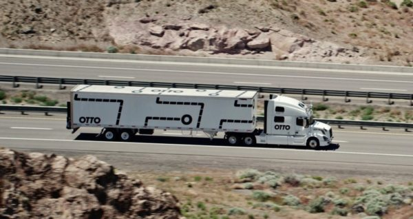 Uber swallows self-driving truck startup Otto for $680 million:  #IoT #Tech #selfdriving