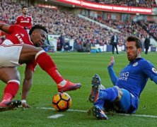 Video: Middlesbrough vs Leicester City