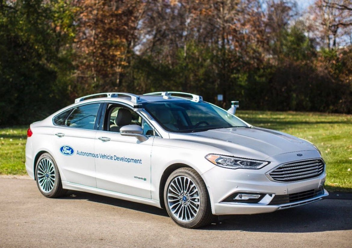 Ford to debut autonomous Fusion Hybrid at CES 2017   #Tech #News #IoT #Ford #CES2017