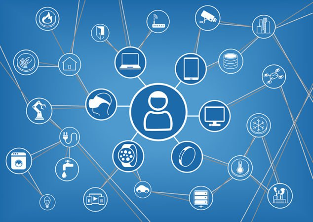 How can #blockchain tech secure connections across the #IoT?