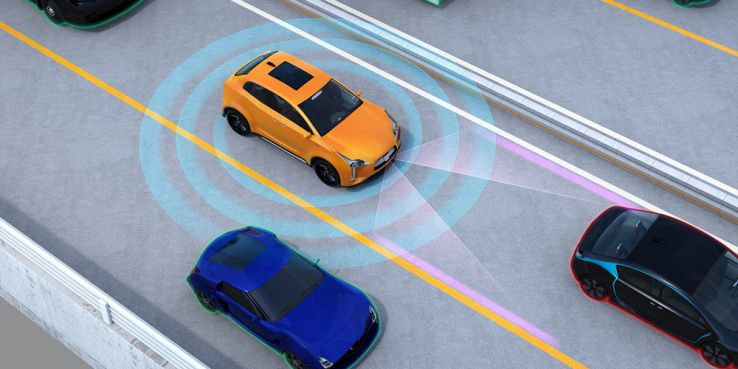 Intel's new Go brand covers car tech from self-driving to #5G  #IoT #connectedcars #CES2017