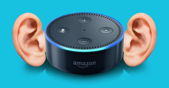 Amazon's Echo Hears Everything You Say, And Police Want To Listen   #privacy #IoT