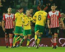 Video: Norwich City vs Southampton