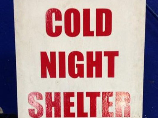 Cold weather shelters open in #Pasco , #Hernando , #Hillsborough , #Pinellas and  #Sarasota