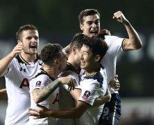 Video: Tottenham Hotspur vs Aston Villa