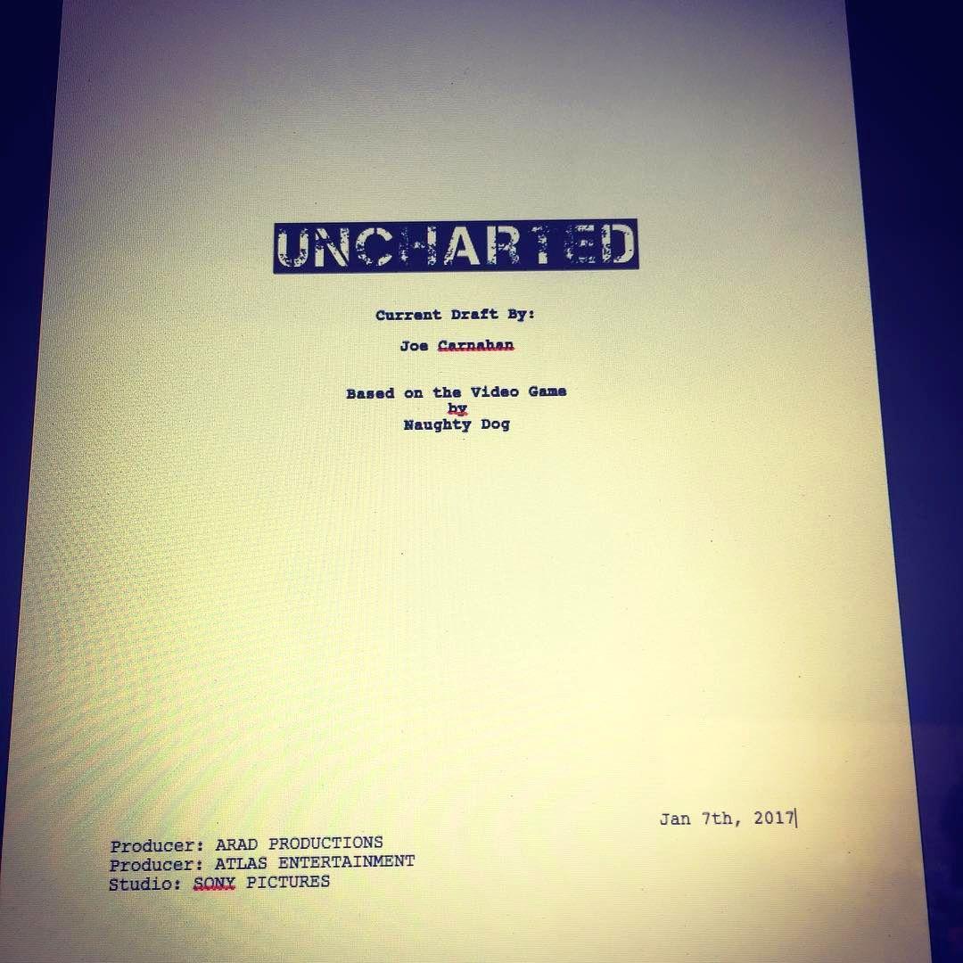 Uncharted Script