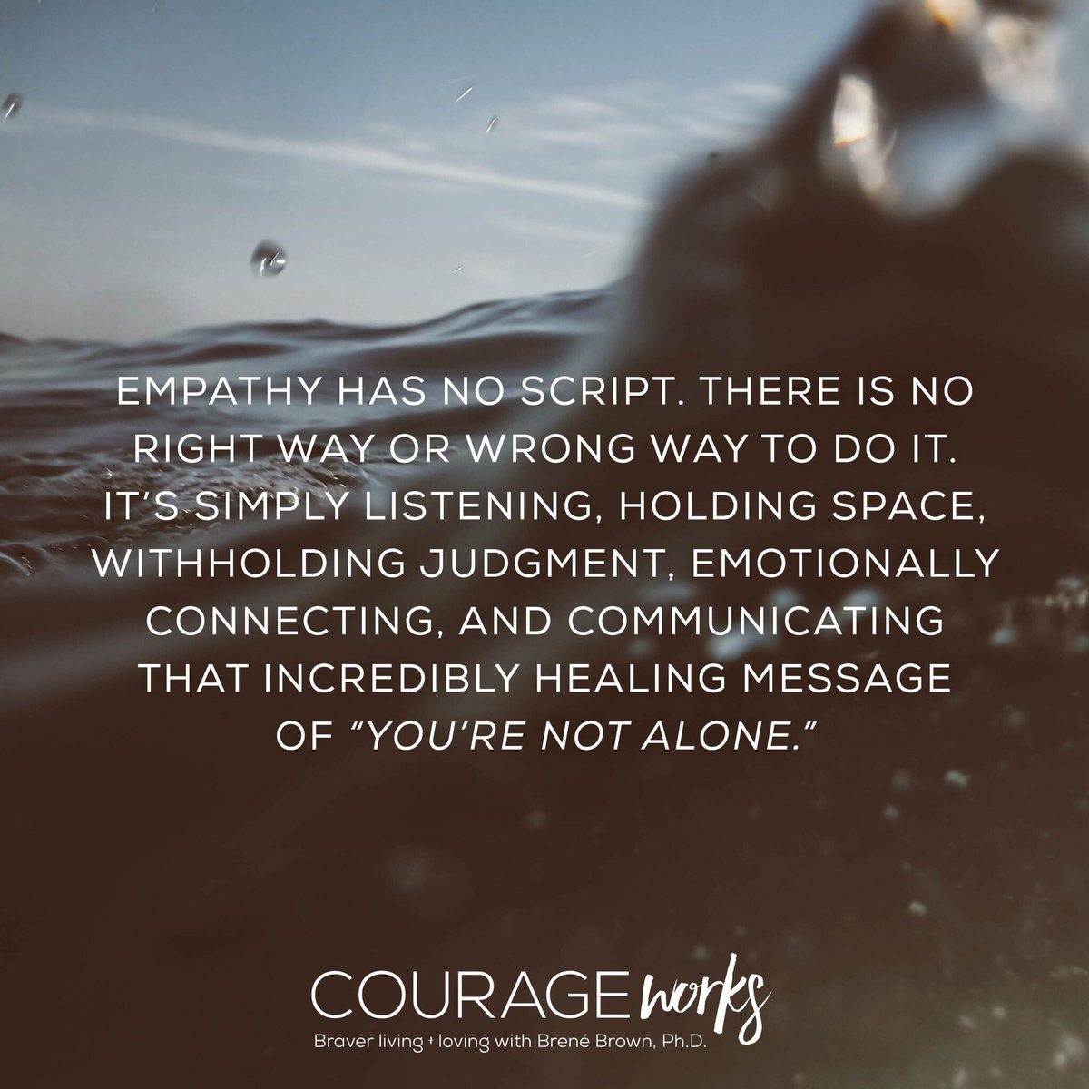 Brene Brown On Twitter This Is Why Empathy Is So